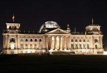 Reichstag by alsterimages