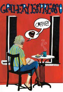 Gallery Espresso (Coffee!) von Chase Baltz