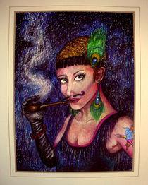 Madame Cupcake  von John Lanthier