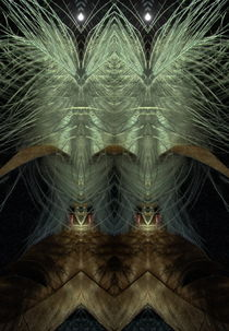 EAGLE FEATHERS by Panda Broad