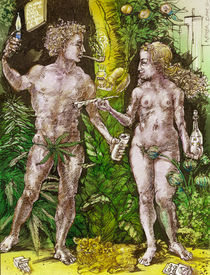 Adam & Eve narcotic von Rainer Ehrt