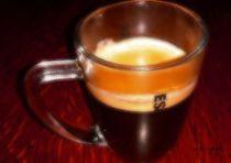 Espresso Glas, Créma 02 von badauarts