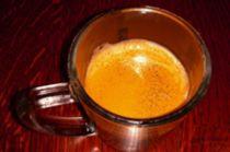 Espresso Glas, Créma von badauarts