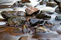 River Breamish Rocks by David Pringle