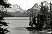 Maligne Lake by RicardMN Photography