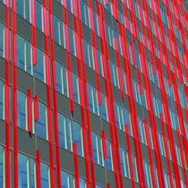 Red fins (2) by Marjolein Katsma