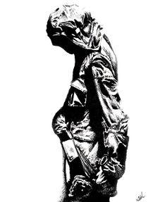 Cloaked Man von James Barford