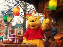 Winnie the Pooh by Liubov Mikhaylova