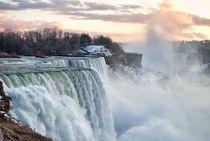 Niagara Winter by Richard Kolasa