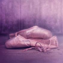 Les chaussures de la danseue von Priska  Wettstein