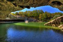 'Grotte von Innen gesehen' by blackbiker