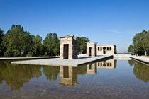 Templo de Debod by David Pringle