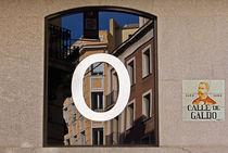 Madrid Reflections by David Pringle