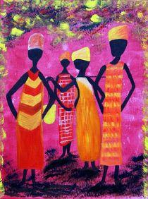 Frauen Afrika von Corinna Schmidt