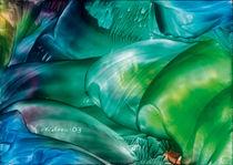 Unterwasserlandschaft  von Ulrike Kröll