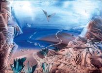 Wüstenlandschaft von Ulrike Kröll