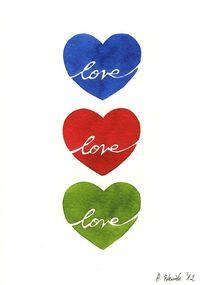 Love by Anna Bieniek
