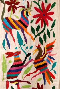 OTOMI EMBROIDERY 2 Mexico von John Mitchell