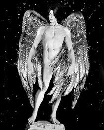 Michael Jackson nude angel by Karine PERCHERON DANIELS