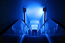 Rolltreppe by Thomas Brandt