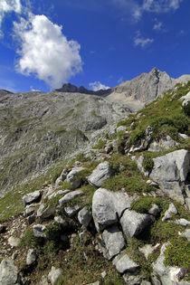 Alpenwanderung by Jens Berger