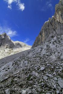 Wetterstein Gebirge by Jens Berger