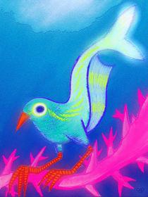 Ornitologia imaginaria 03 by Mikel Cornejo Larrañaga