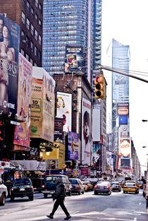 NYC Street Scene II von Marcus Kaspar