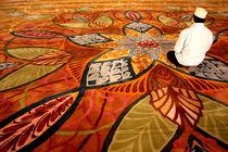 In prayer von Mufaddal Hussain