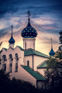 Russian Church by Kapt. Hoss
