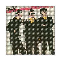 Pantone Album The Jam - The Modern World by David Marsh
