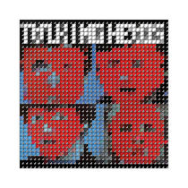 Pantone Album Talking Heads - Remain In Light von David Marsh
