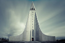 Hallgrimskirkja by spotcatch-net-photography