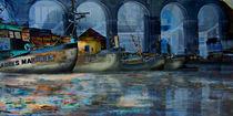 Ankern in der City by artesigno