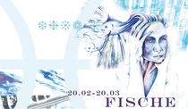 Fisch - Pisces by Ronit Wolf