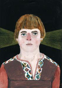 Tucked in Darkness I von Angela Dalinger