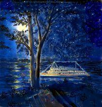 Das leuchtende Schiff von Heidi Schmitt-Lermann