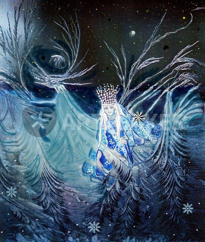 Die Schneekönigin Märchen Kurzfassung
