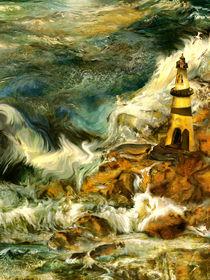 Der standhafte Leuchtturm by artesigno