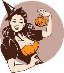 Halloween-pinup-girl