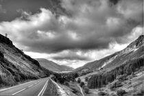 Wales The Road Through Wales von James Biggadike