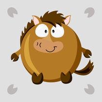Kugeltier-pferd