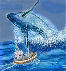 Der Blauwal von Heidi Schmitt-Lermann