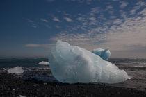 Erfrischung  Island by Anne-Barbara Bernhard