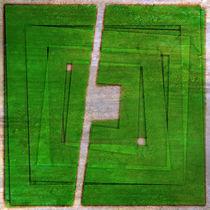 Thrilling Green Marker  von florin