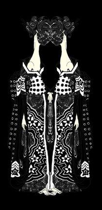Kimono II Le double v2 by Kasparian Tamar