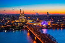 Cologne 03 by Tom Uhlenberg