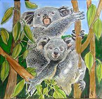 Koalabären by Heidi Schmitt-Lermann