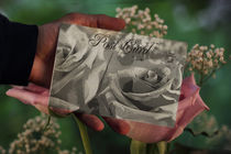 Thinking of You ~ Across the Miles ~ I love you  von JET Adamson