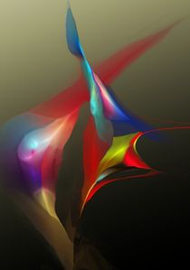 Abstract 091612 by David Lane